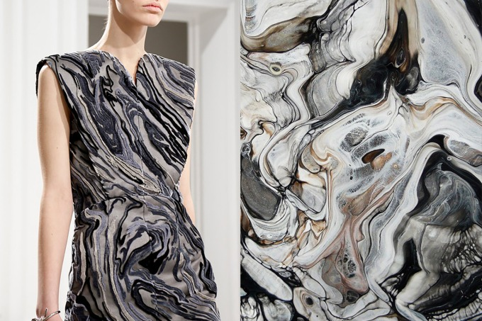 Details at Balenciaga Fall 2013   W-out 0164 'morfose2' by WOUT WERENSTEIJN